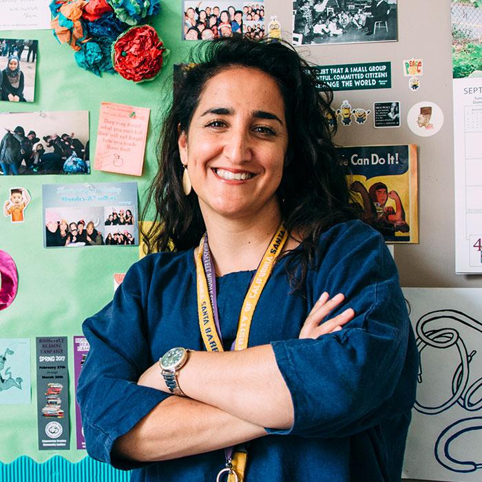 Salomeh Ghorban | Secretary